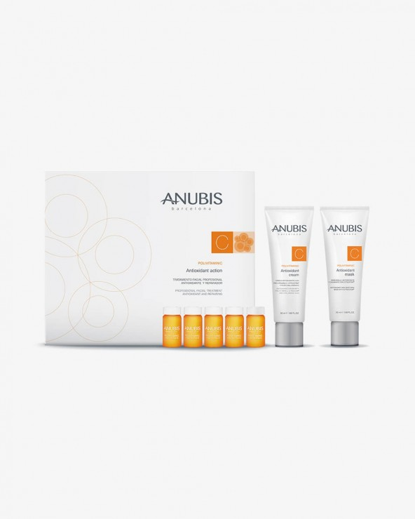 Pack Cabina Antioxidant Action